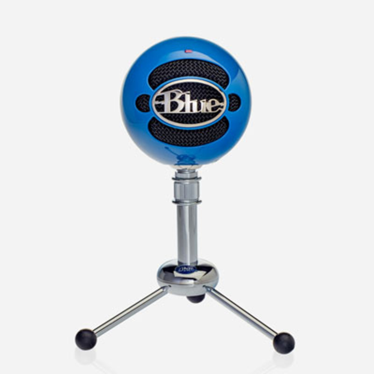 Snowball - Classic Studio-Quality USB Microphone - Neon Blue