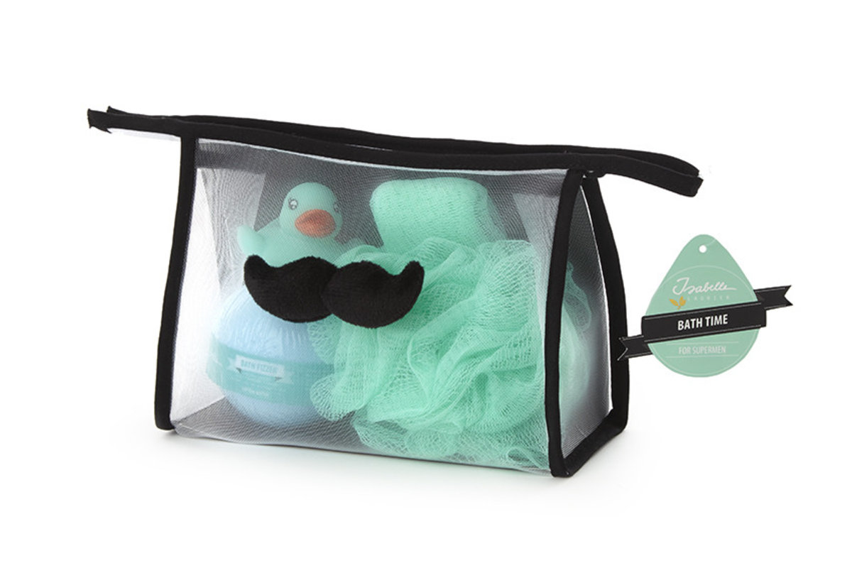 MISTER MINT COSMETIC BAG
