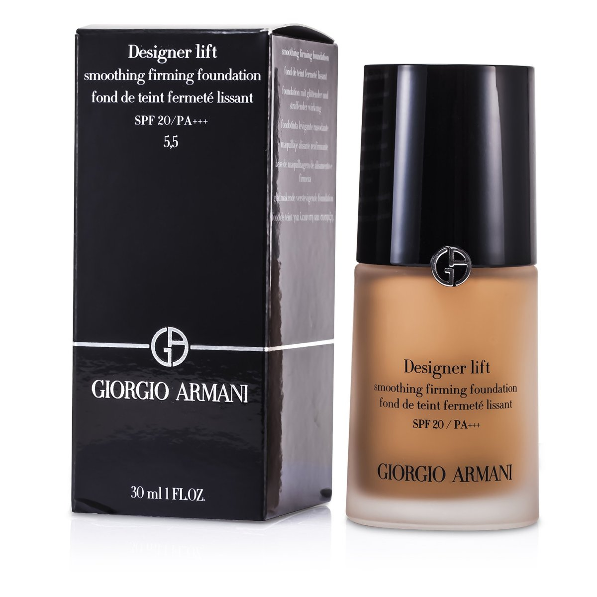 Designer Lift Smoothing Firming Foundation SPF20 - # 5.5  -[Parallel Import Product]