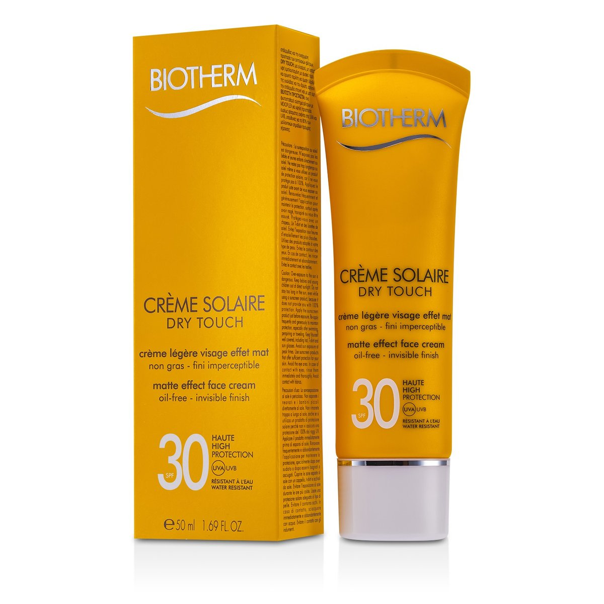 Creme Solaire SPF 30 Dry Touch UVA/UVB Matte Effect Face Cream  -[Parallel Import Product]
