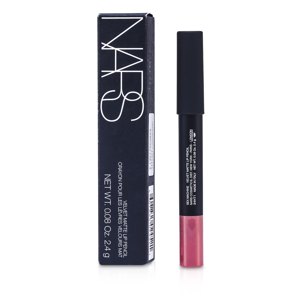 Velvet Matte Lip Pencil - Sex Machine -[Parallel Import Product]