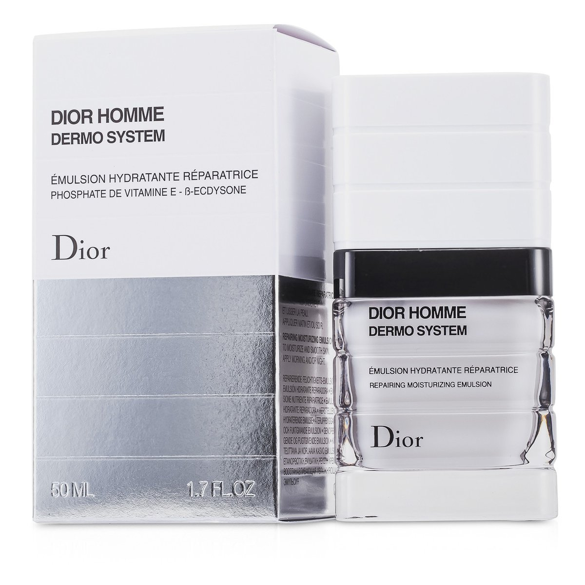 Homme Dermo System Repairing Moisturizing Emulsion -[Parallel Import Product]