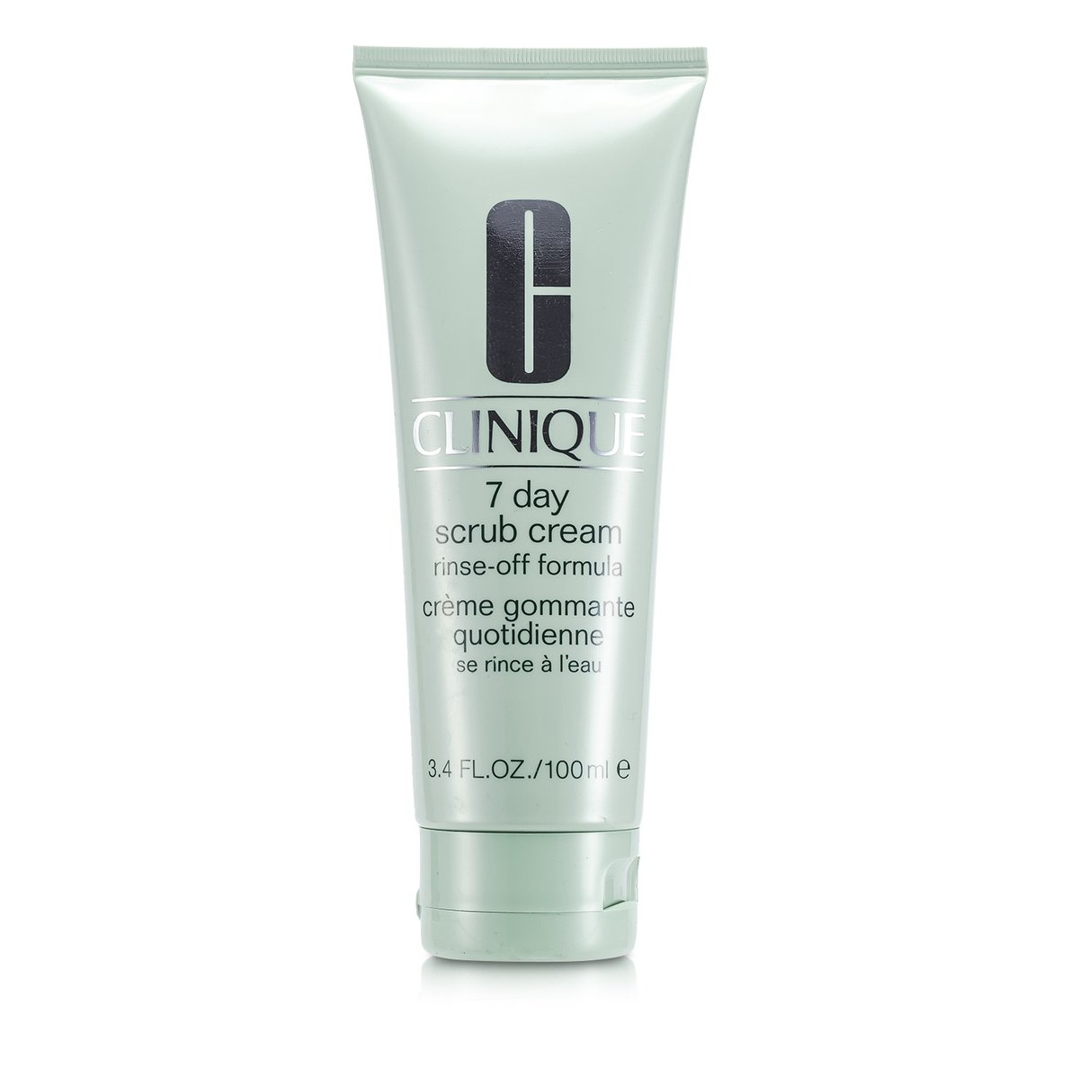 7 Day Scrub Cream Rinse Off Formula 100ml/3.4oz - [Parallel Import Product]