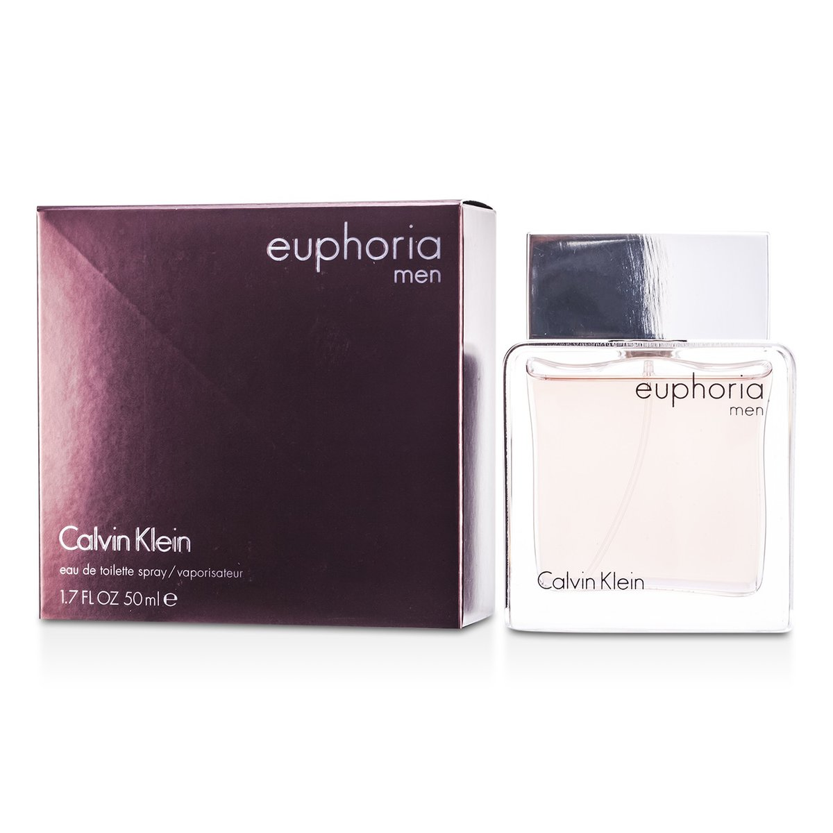 Euphoria Men Eau De Toilette Spray 50ml/1.7oz - [Parallel Import Product]
