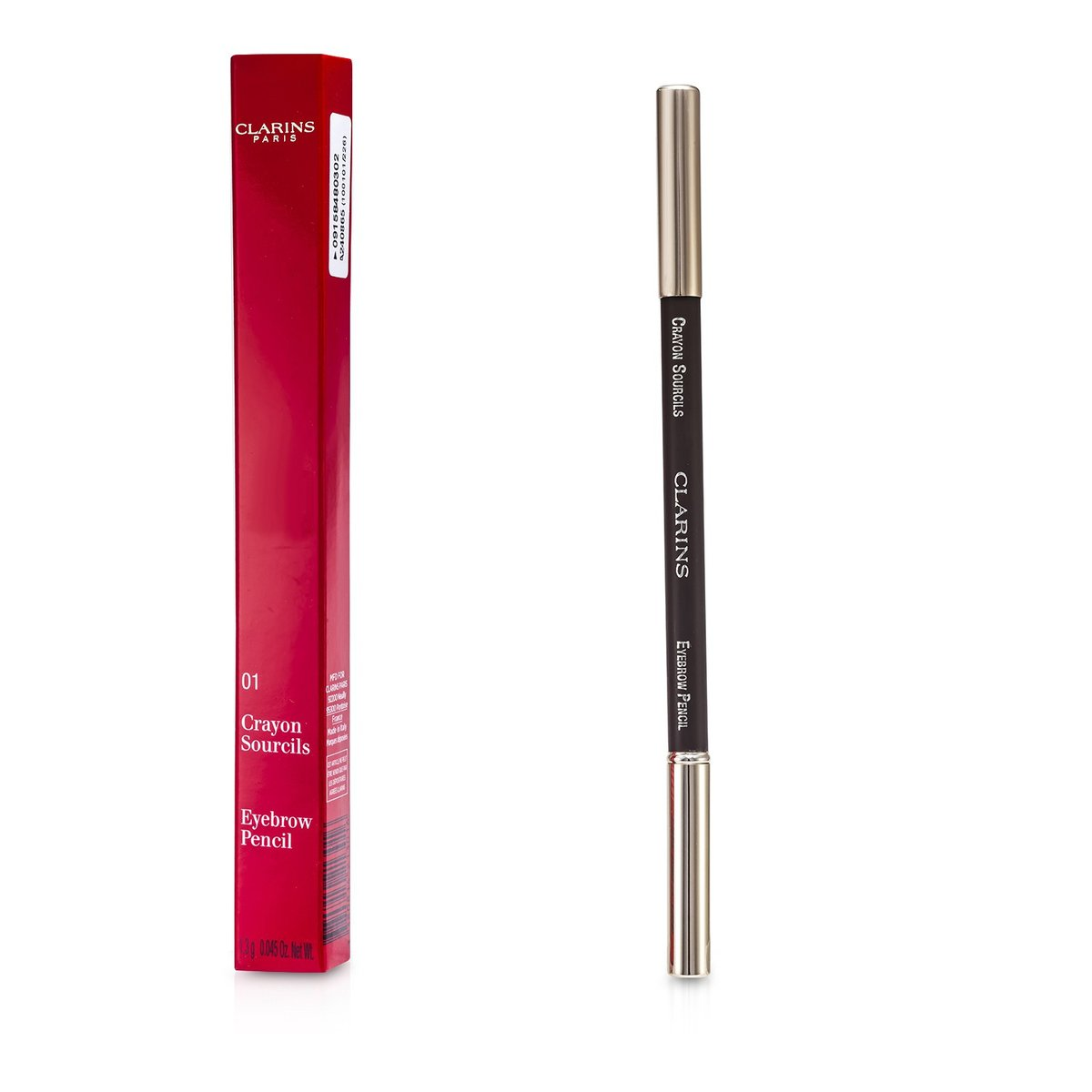 Eyebrow Pencil - #01 Dark Brown  -[Parallel Import Product]