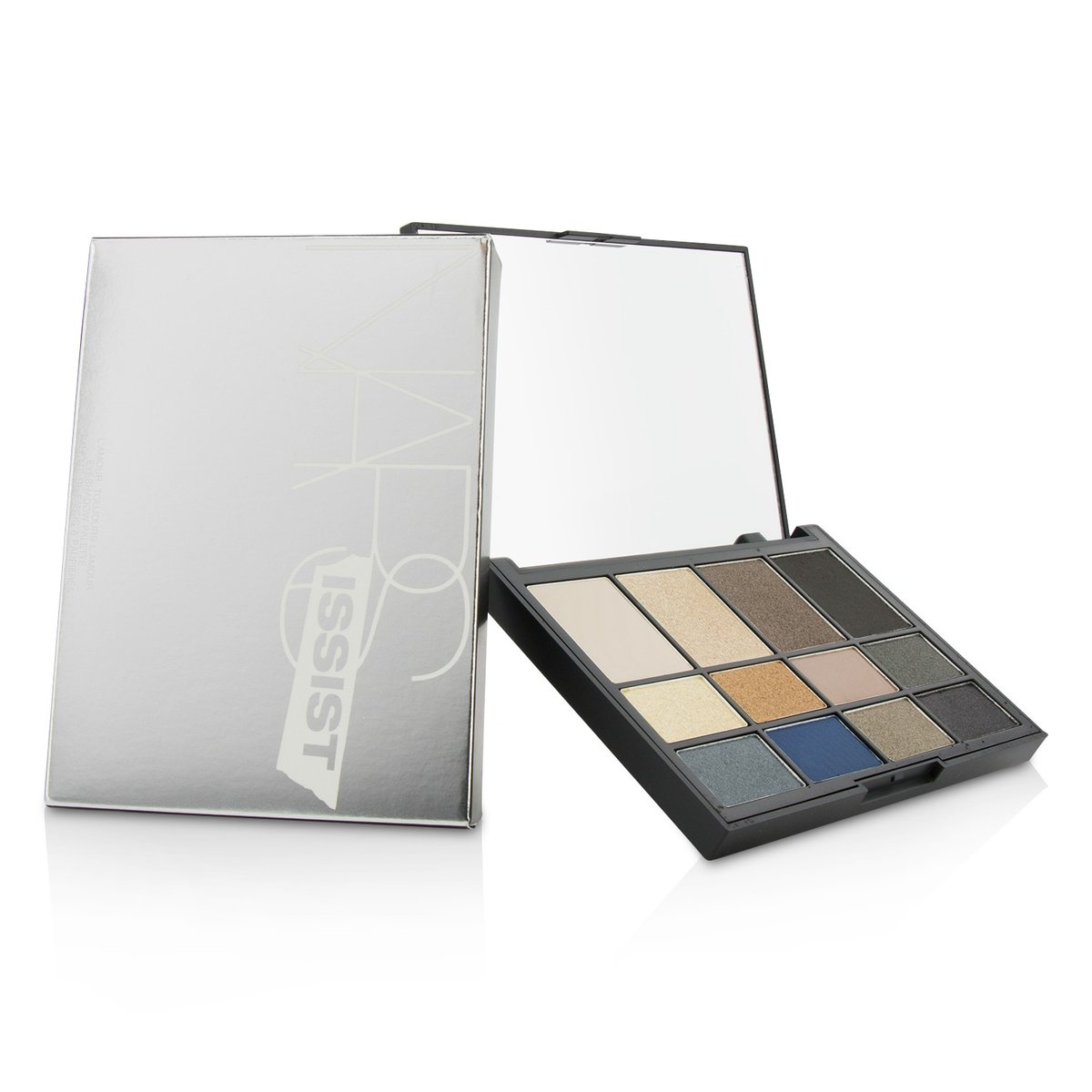 NARSissist L'Amour, Toujours L'Amour Eyeshadow Palette (12x Eyeshadow) 24.8g/0.84oz - [Parallel Import Product]