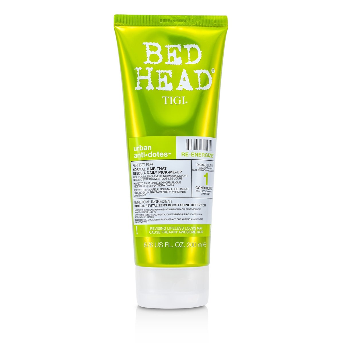 Bed Head Urban Anti+dotes Re-energize Conditioner  -[Parallel Import Product]