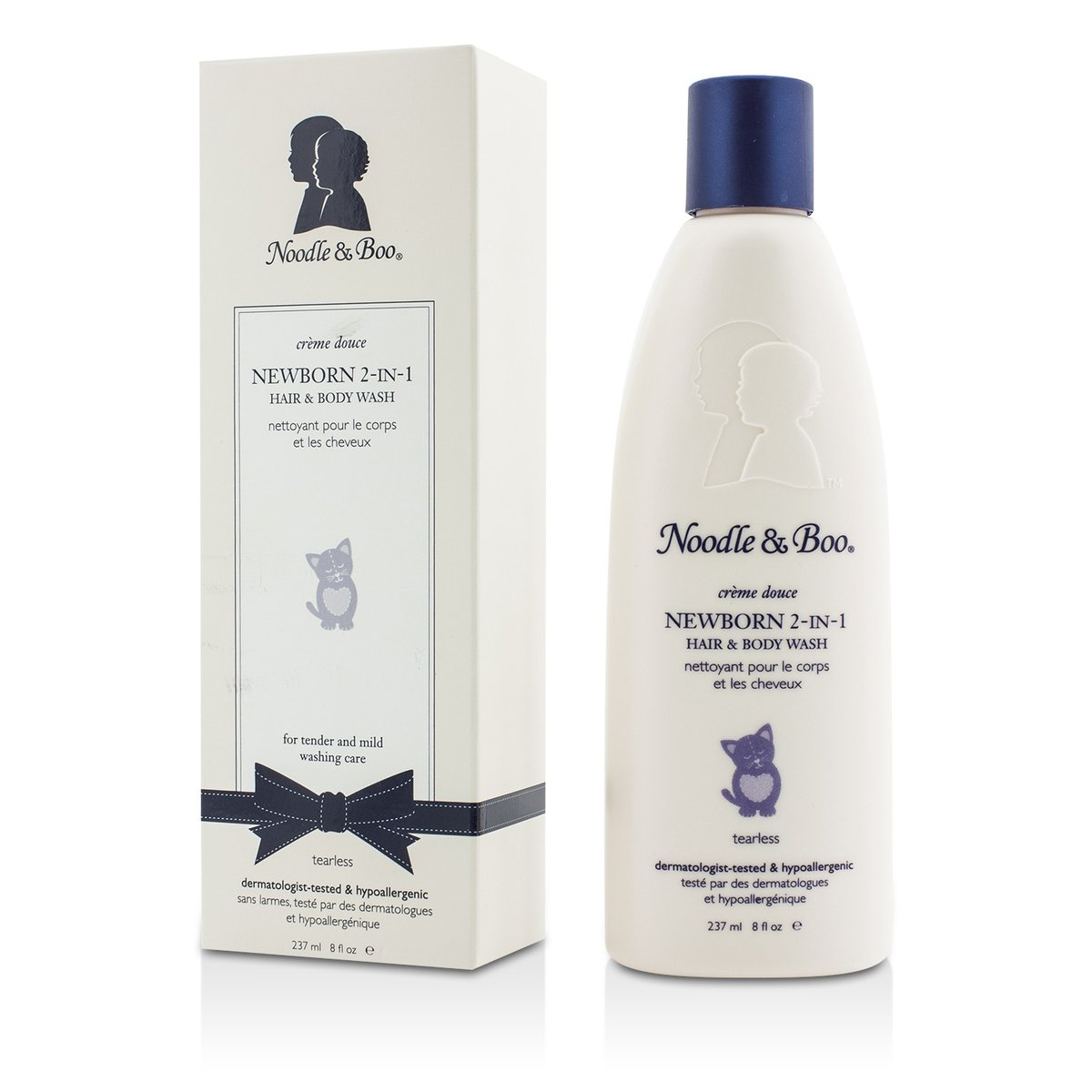 Newborn 2-in-1 Hair & Body Wash -[Parallel Import Product]