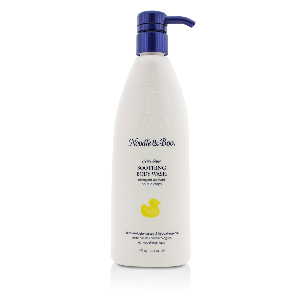Soothing Body Wash - For Newborns & Babies with Sensitive Skin -[Parallel Import Product]