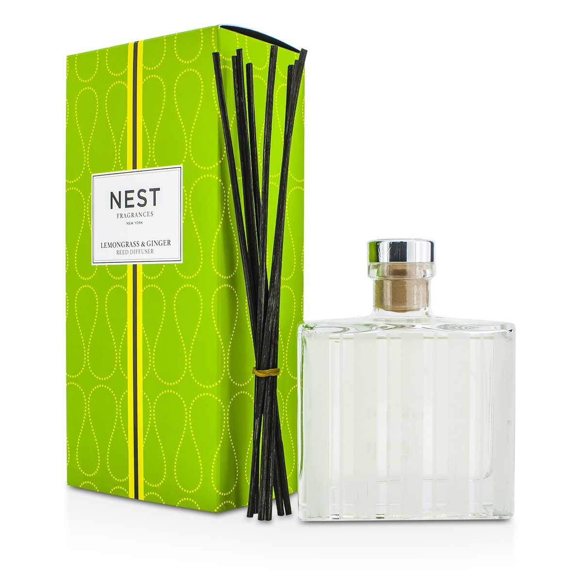 Reed Diffuser - Lemongrass & Ginger -[Parallel Import Product]