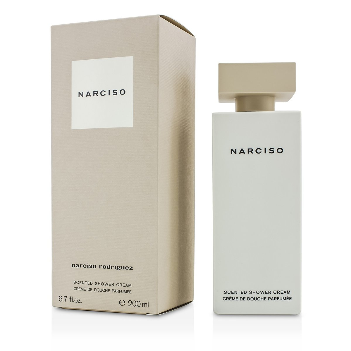 Narciso Scented Shower Cream  -[Parallel Import Product]