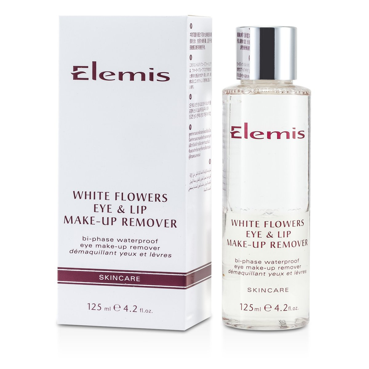 White Flowers Eye & Lip Make-Up Remover  -[Parallel Import Product]