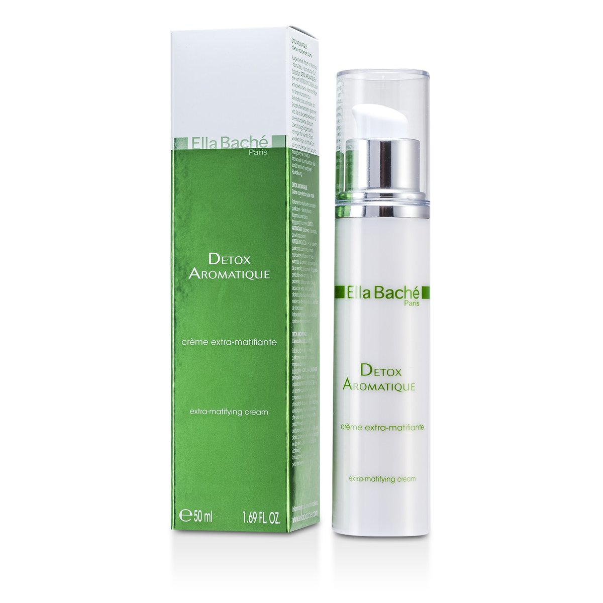 Detox Aromatique Extra-Matifying Cream  -[Parallel Import Product]