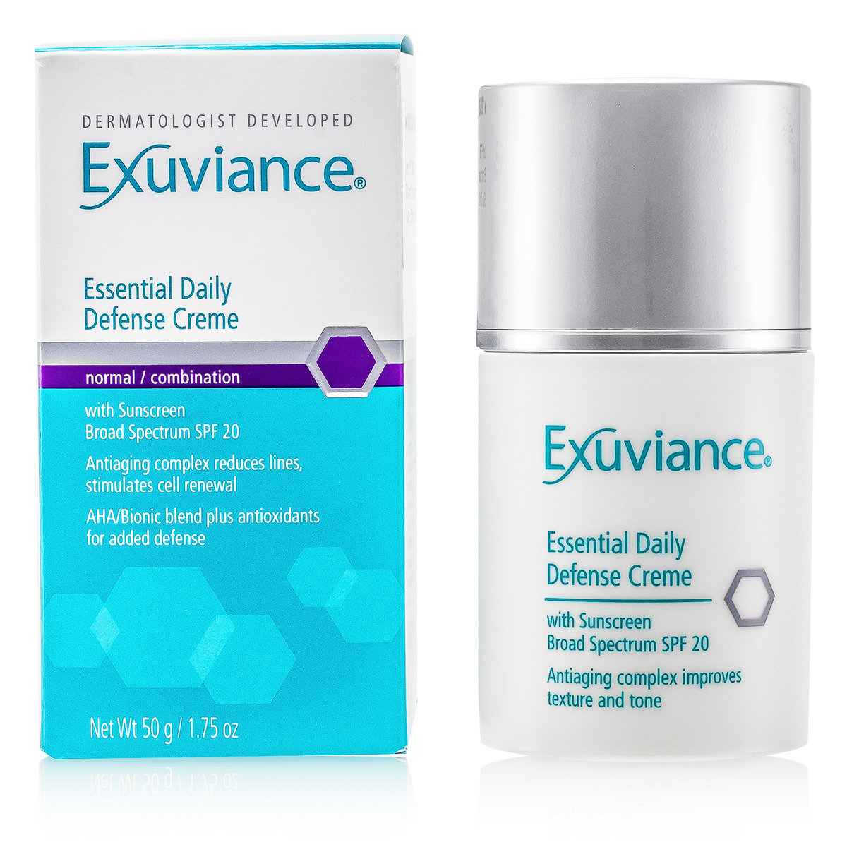 Essential Daily Defense Creme SPF 20 - For Normal/ Combination Skin  -[Parallel Import Product]