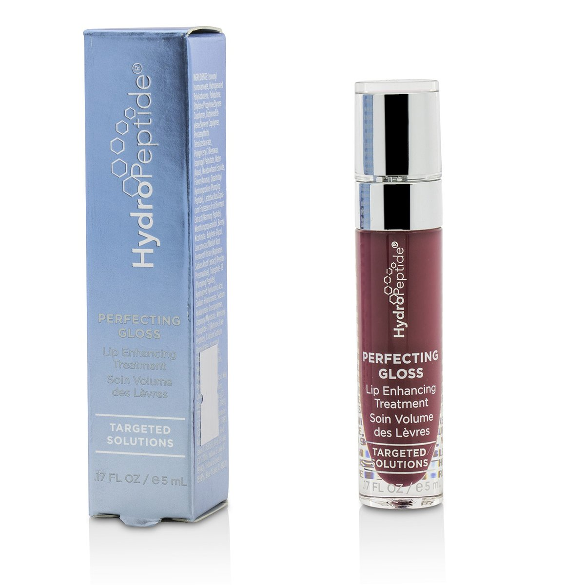 Perfecting Gloss - Lip Enhancing Treatment - # Berry Breeze  -[Parallel Import Product]