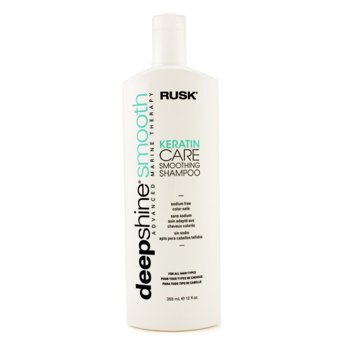 Deepshine Smooth Keratin Care Smoothing Shampoo  -[Parallel Import Product]