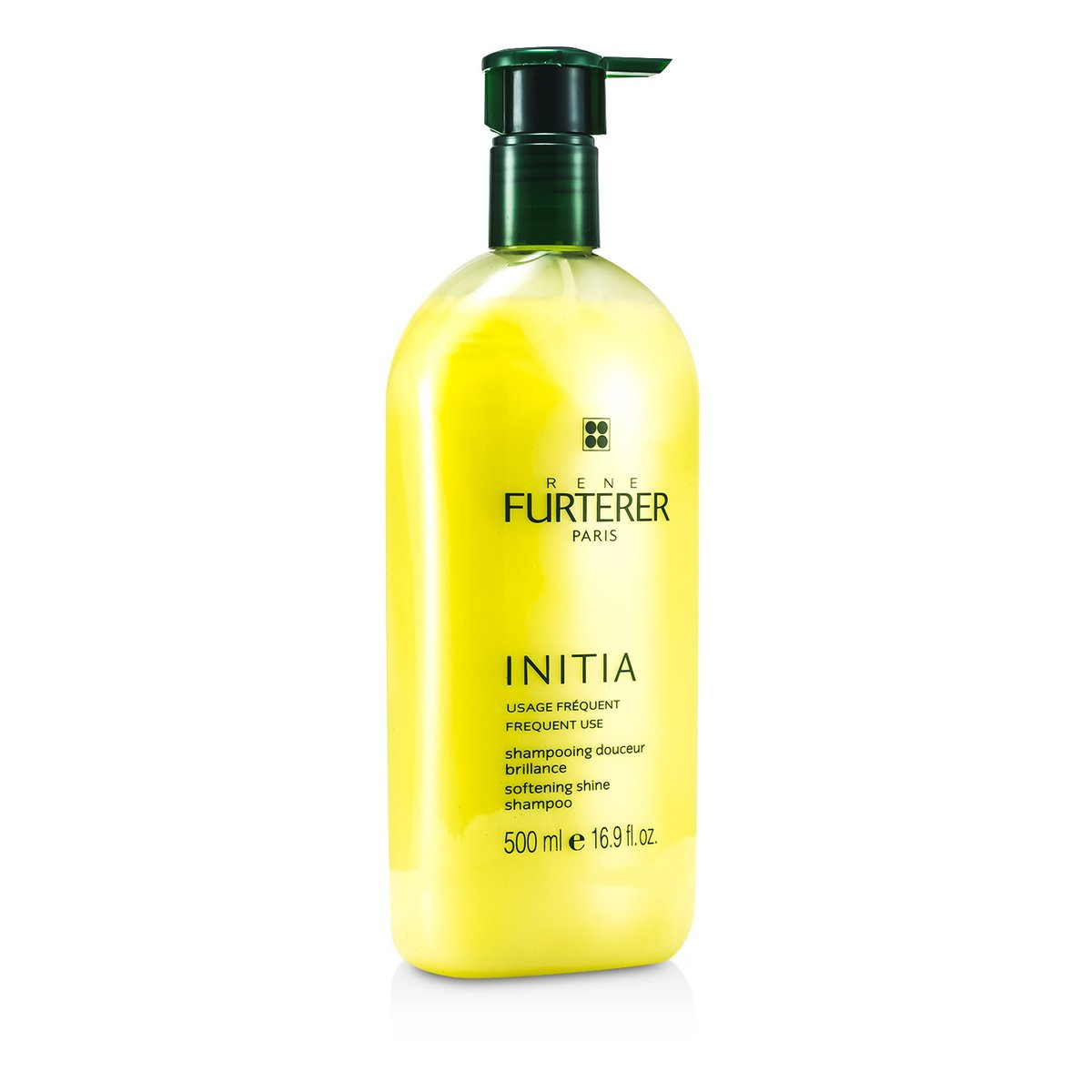 Initia Softening Shine Shampoo (Frequent Use, All Hair Types)  -[Parallel Import Product]