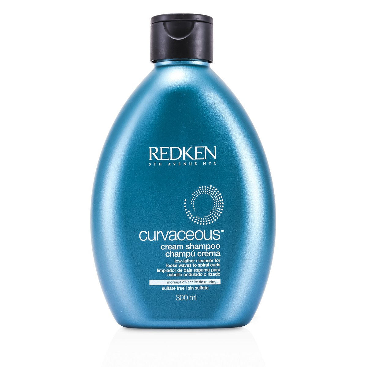 Curvaceous Cream Shampoo  -[Parallel Import Product]