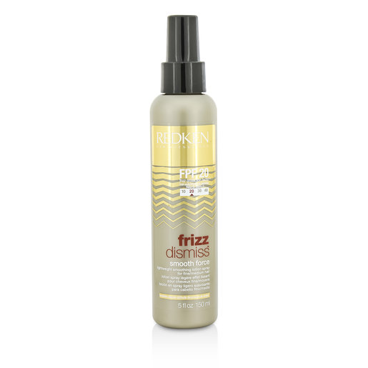 Frizz Dismiss FPF20 Smooth Force Lightweight Smoothing Lotion Spray (For Fine/ Medium Hair)  -[Parallel Import Product]