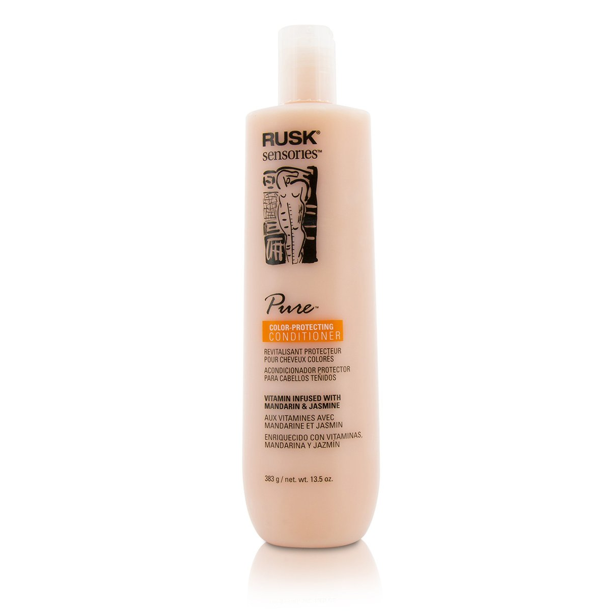 Sensories Pure Color-Protecting Conditioner (Vitamin Infused with Mandarin & Jasmine)  -[Parallel Import Product]