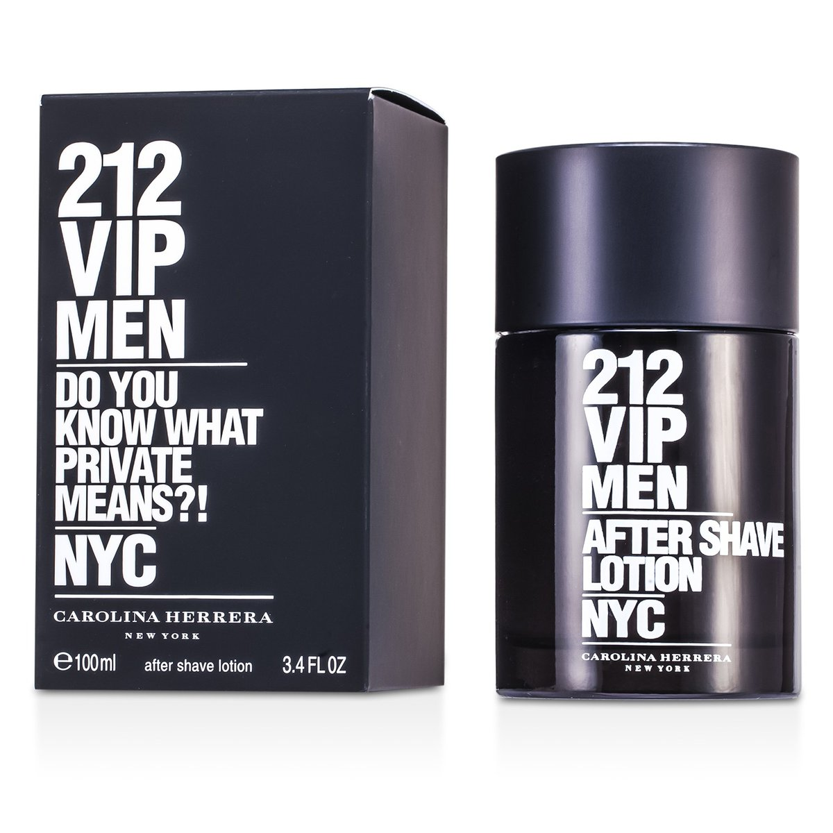 212 VIP After Shave Lotion -[平行進口]