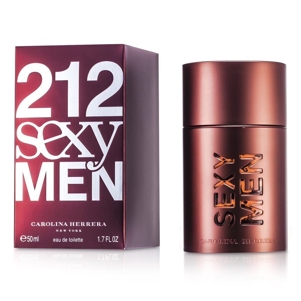 212 Sexy Men Eau De Toilette Spray  -[Parallel Import Product]
