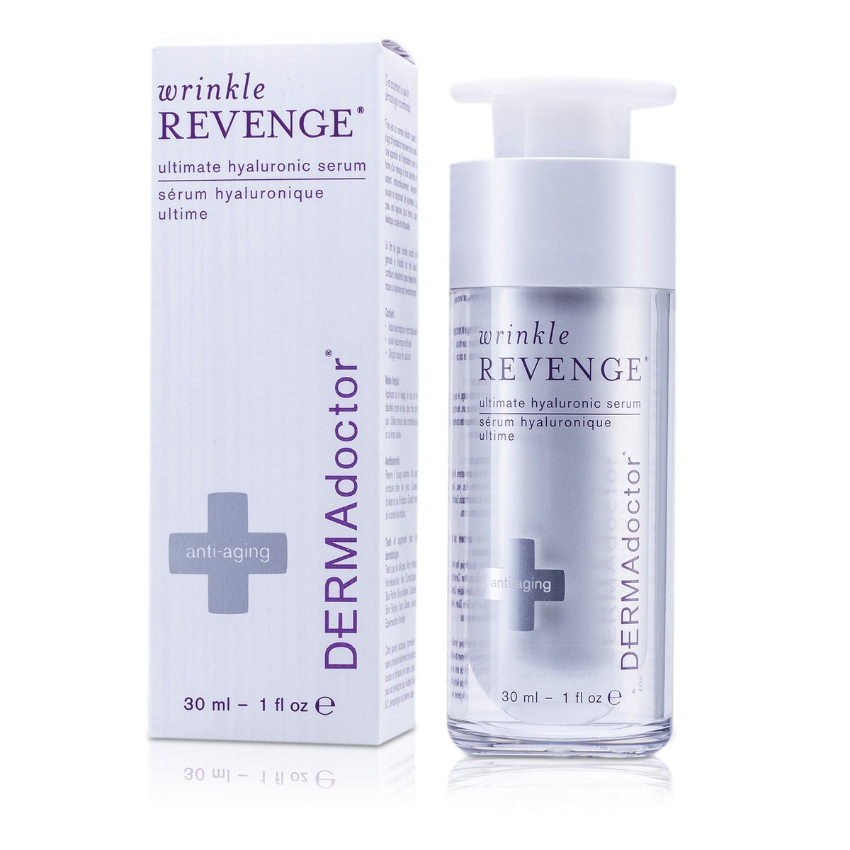 Wrinkle Revenge Ultimate Hyaluronic Serum  -[Parallel Import Product]