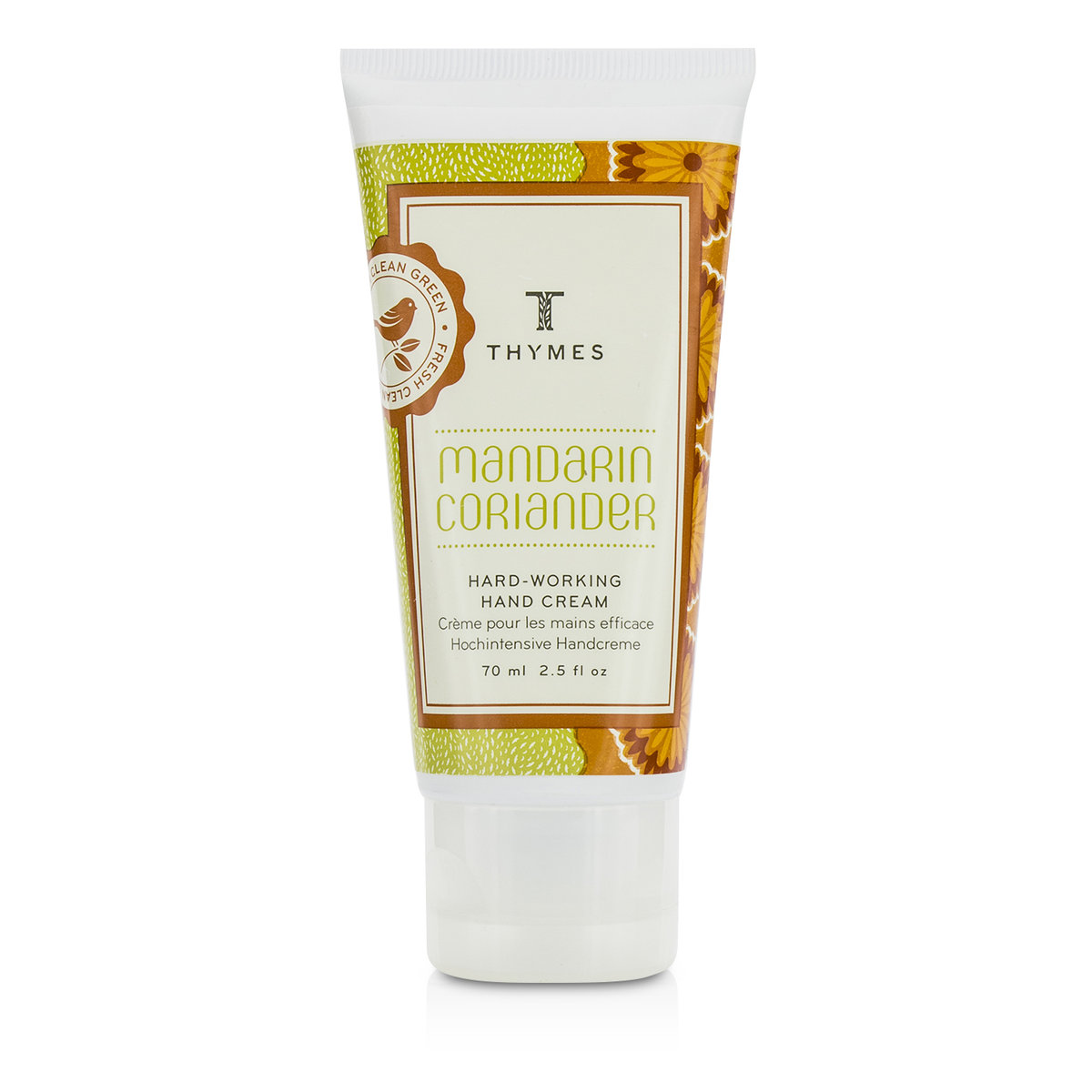 Mandarin Coriander Hard Working Hand Cream  -[Parallel Import Product]
