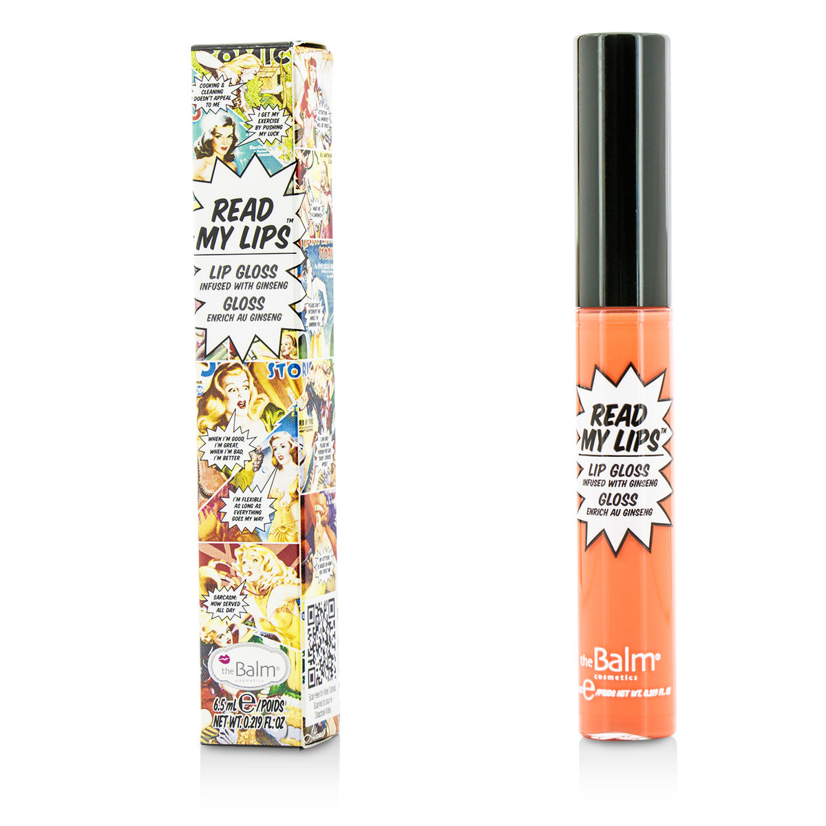 Read My Lips (Lip Gloss Infused With Ginseng) - #Pop!  -[Parallel Import Product]