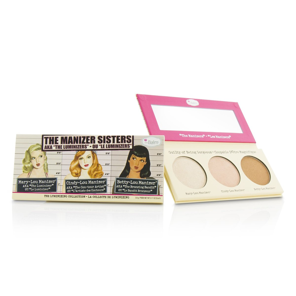 The Manizer Sisters (Betty Lou Manizer, Cindy Lou Manizer, Mary Lou Manizer)  -[Parallel Import Product]