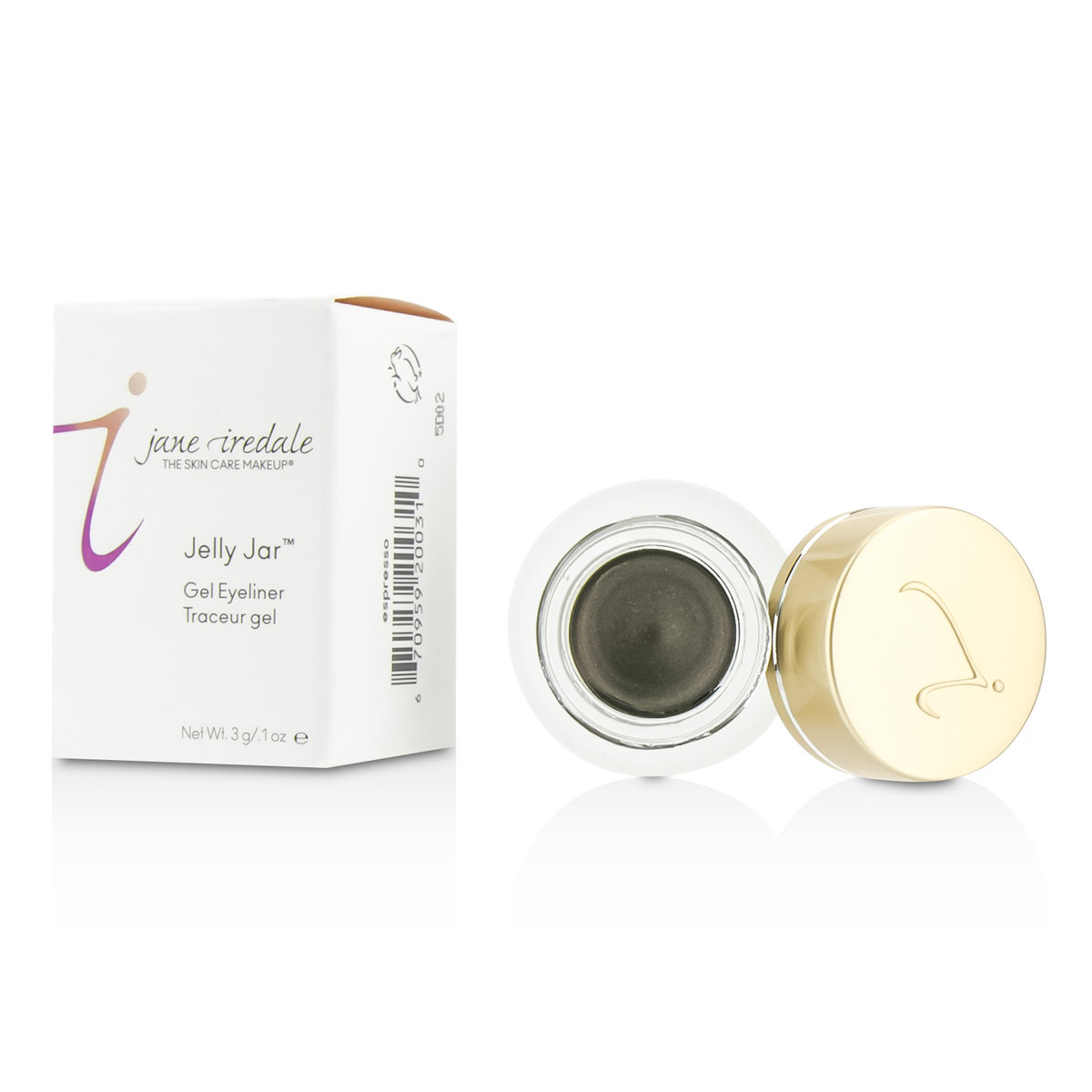 Jelly Jar Gel Eyeliner - # Espresso  -[Parallel Import Product]