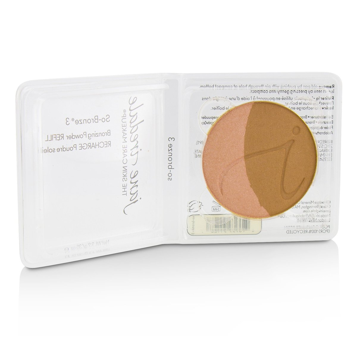 So Bronze 3 Bronzing Powder Refill  -[Parallel Import Product]