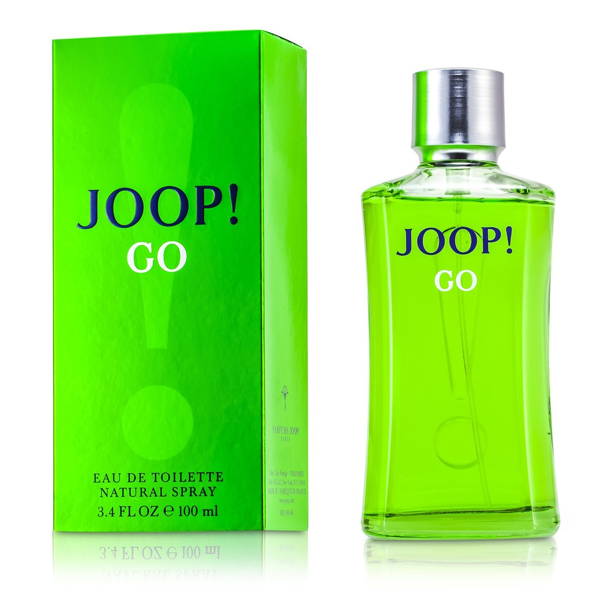 Joop Go Eau De Toilette Spray  -[Parallel Import Product]