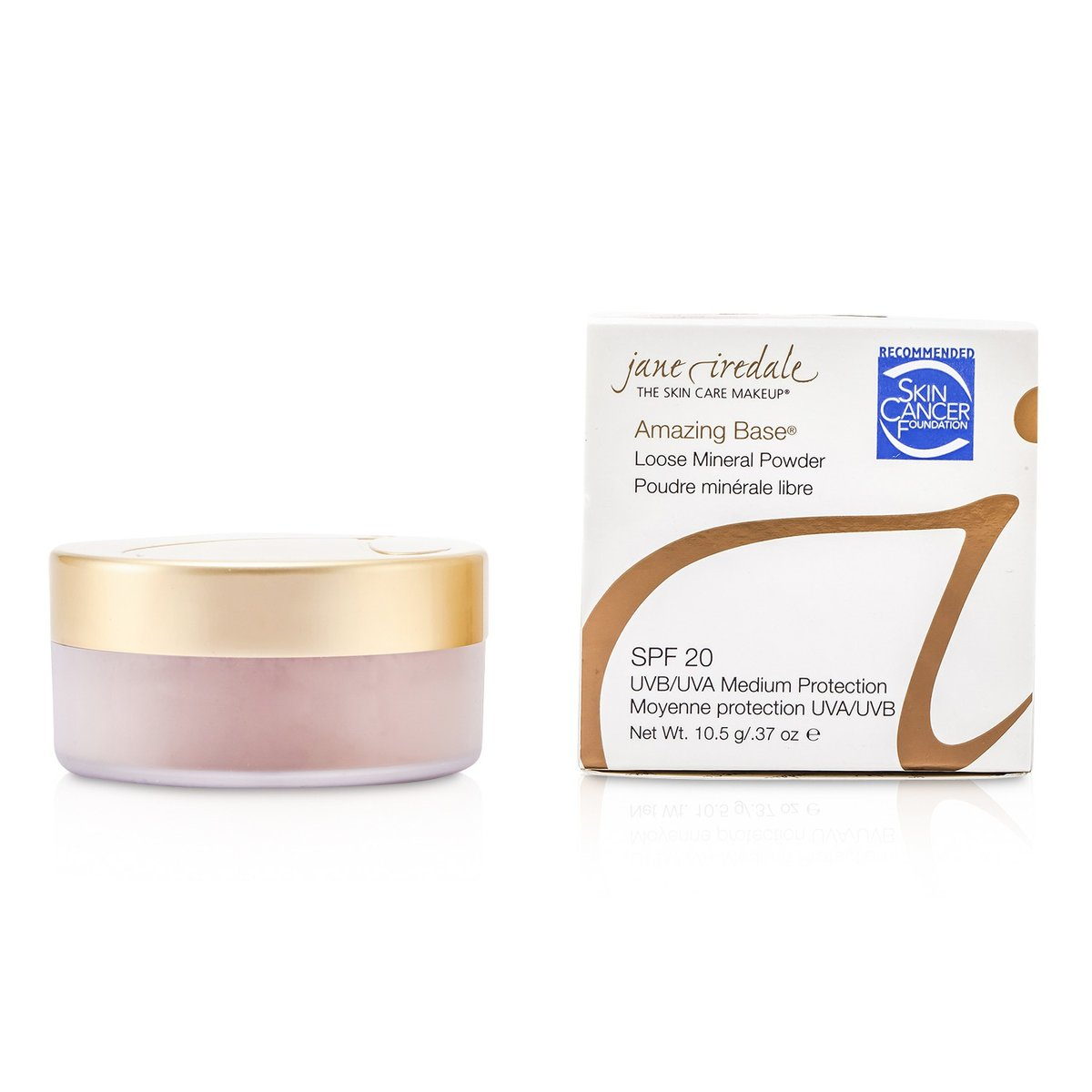 Amazing Base Loose Mineral Powder SPF 20 - Honey Bronze  -[Parallel Import Product]