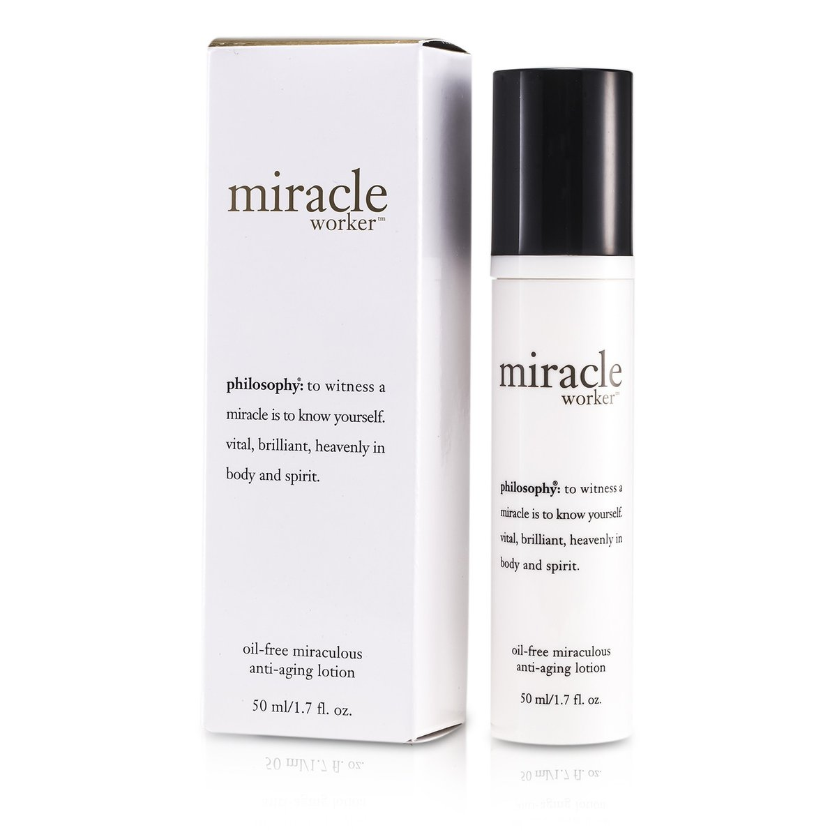Miracle Worker Oil-Free Miraculous Anti-Aging Lotion  -[Parallel Import Product]