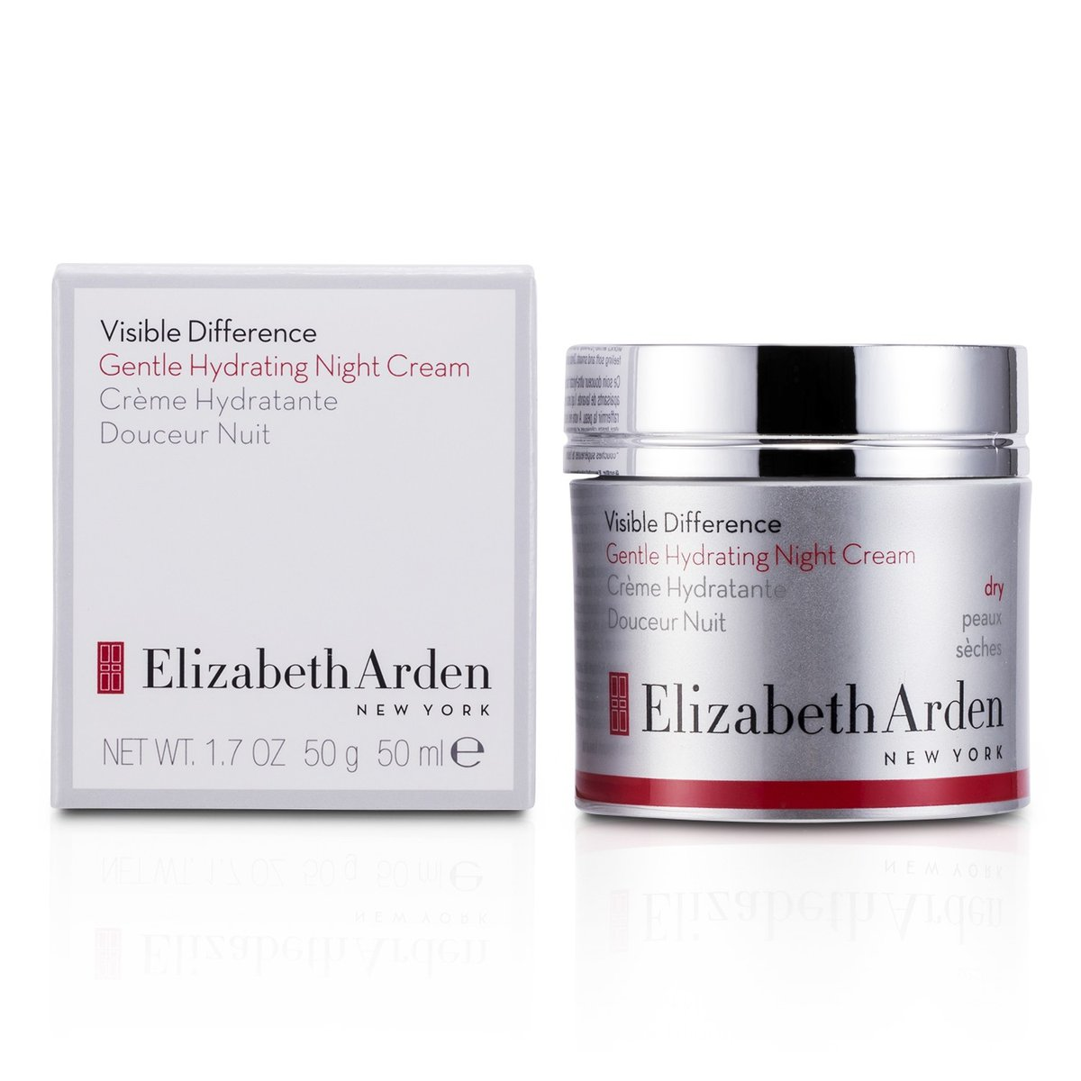 Visible Difference Gentle Hydrating Night Cream (Dry Skin)  -[Parallel Import Product]