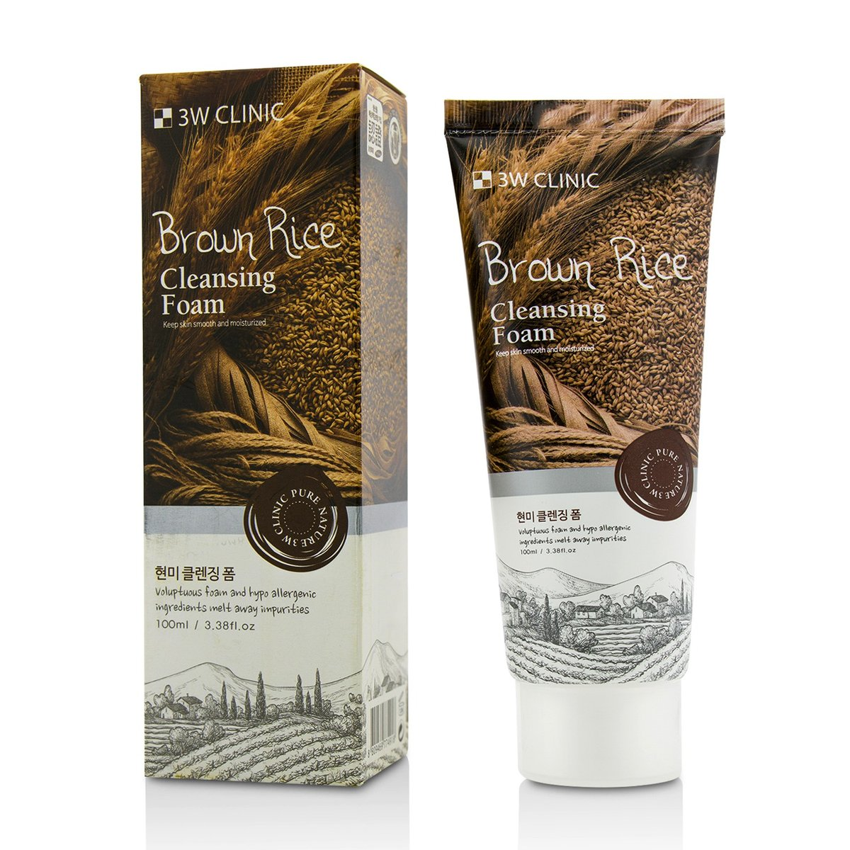 Cleansing Foam - Brown Rice  -[Parallel Import Product]