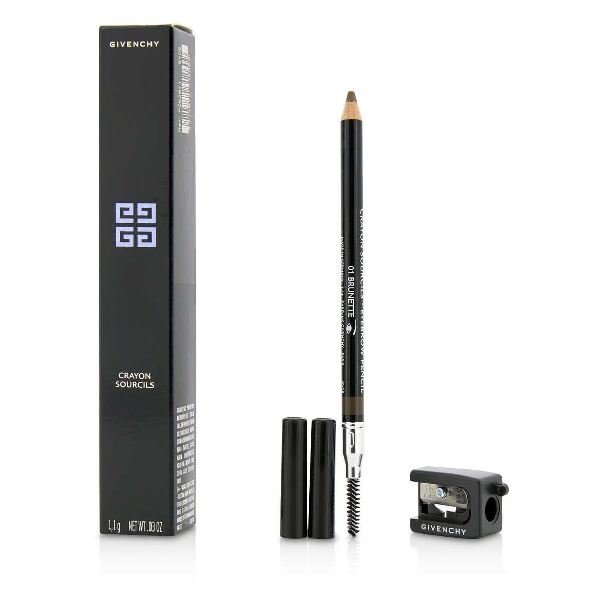 Eyebrow Pencil - # 01 Brunette  -[Parallel Import Product]