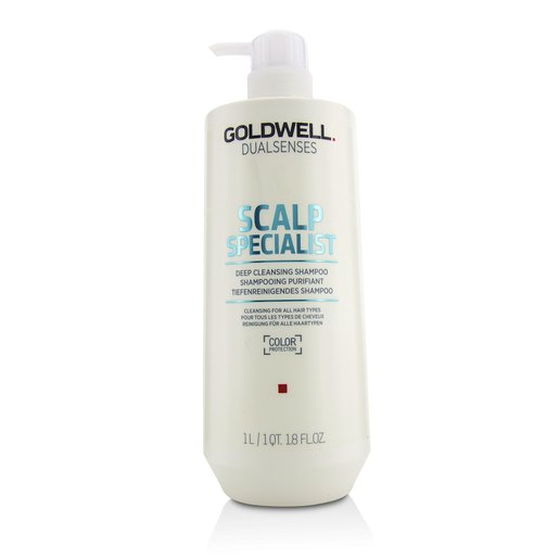 Dual Senses Scalp Specialist Deep Cleansing Shampoo (Cleansing For All Hair Types)  -[Parallel Import Product]