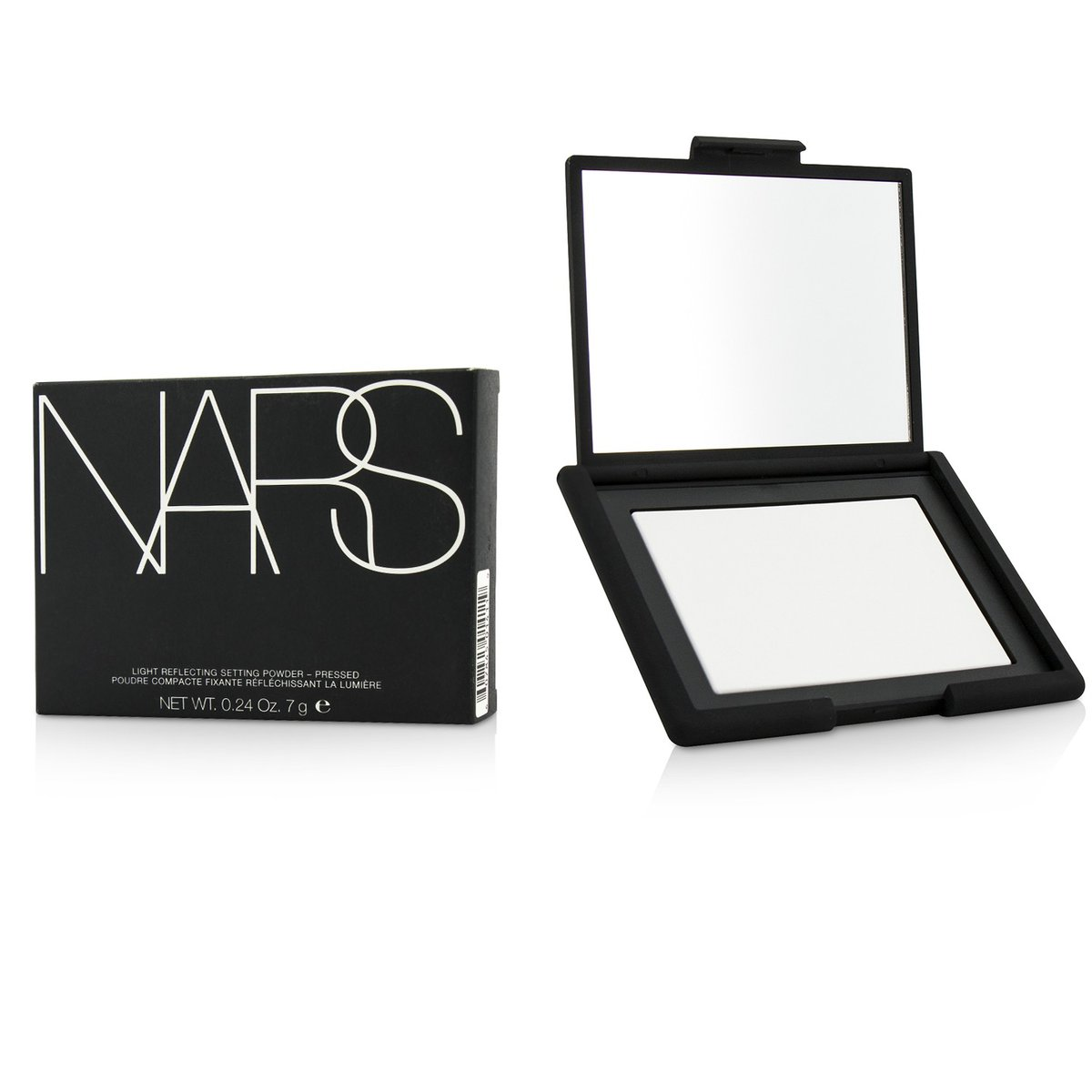 Light Reflecting Pressed Setting Powder - Translucent Crystal