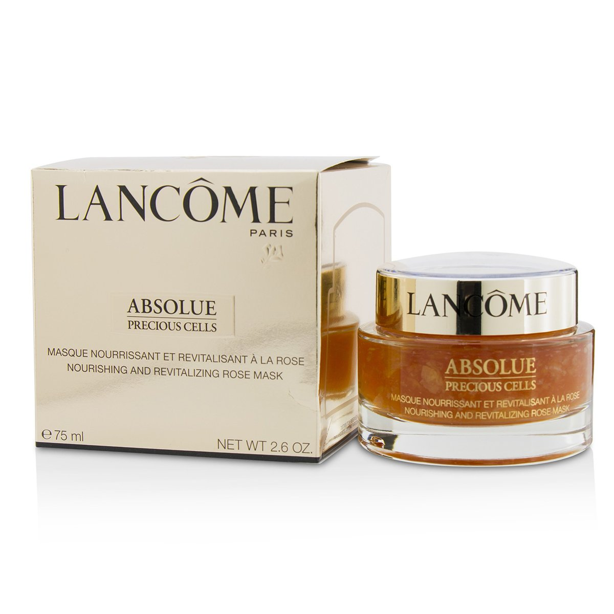 Absolue Precious Cells Nourishing And Revitalizing Rose Mask  -[Parallel Import Product]