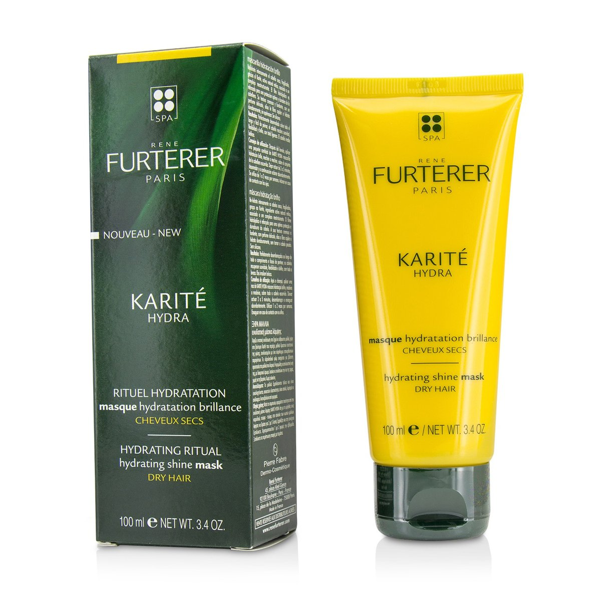 Karite Hydra Hydrating Shine Mask (Dry Hair)  -[Parallel Import Product]