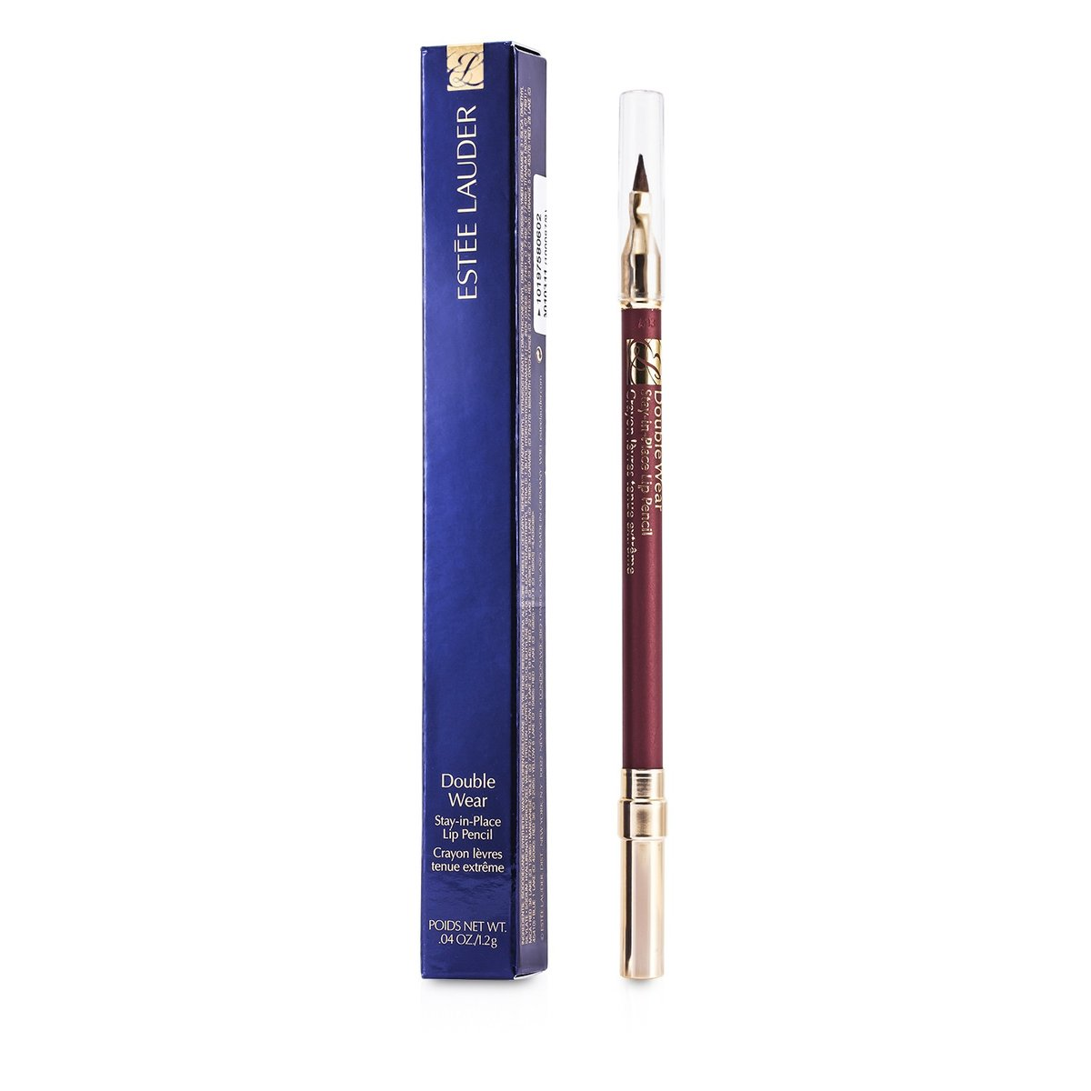 Double Wear Stay In Place Lip Pencil - # 09 Mocha  -[Parallel Import Product]