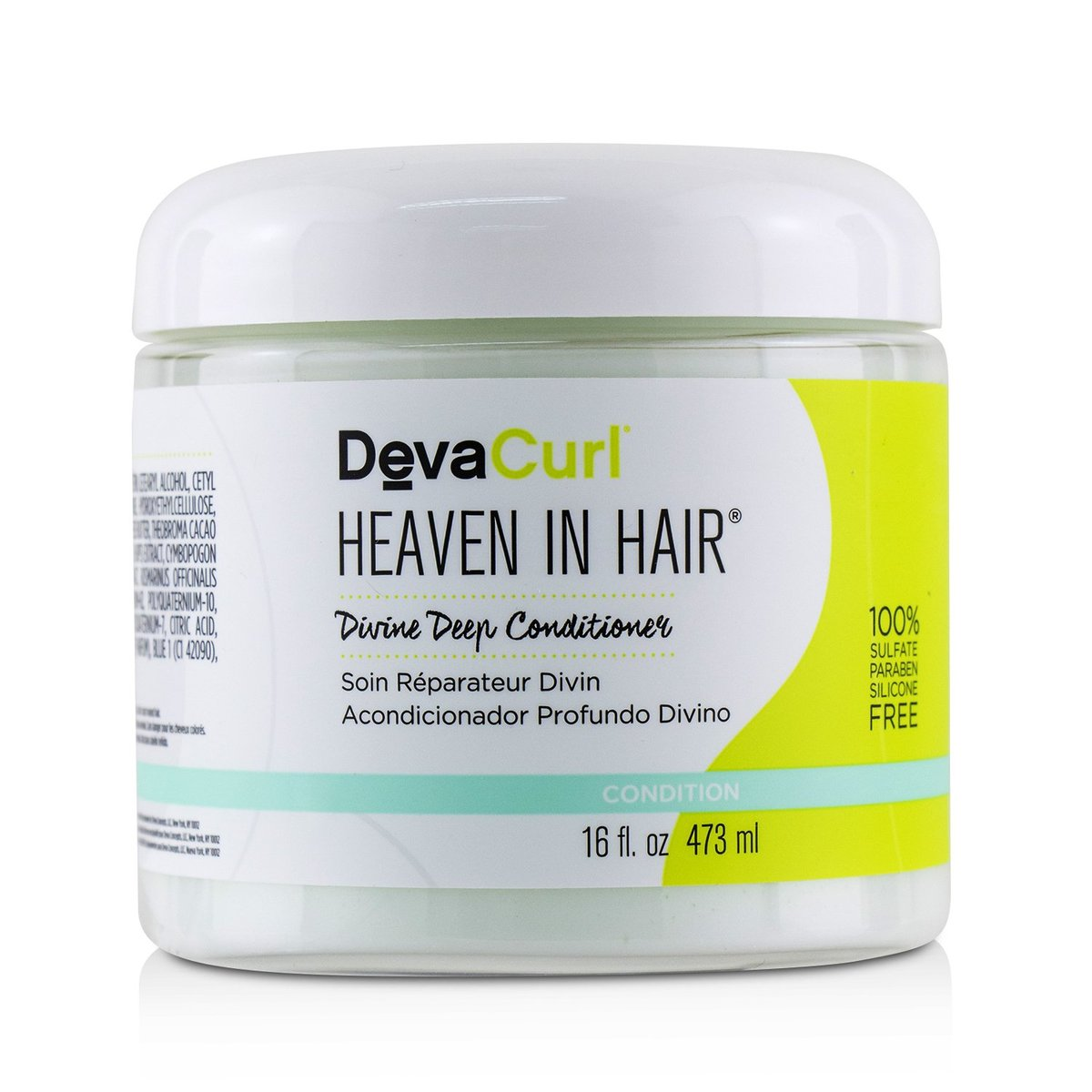 Heaven In Hair (Divine Deep Conditioner - For All Curl Types)  -[平行進口][護髮素/頭髮護理]