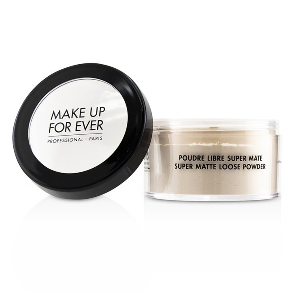 Super Matte Loose Powder - # 02 (Pale Pink)  -[Parallel Import Product]