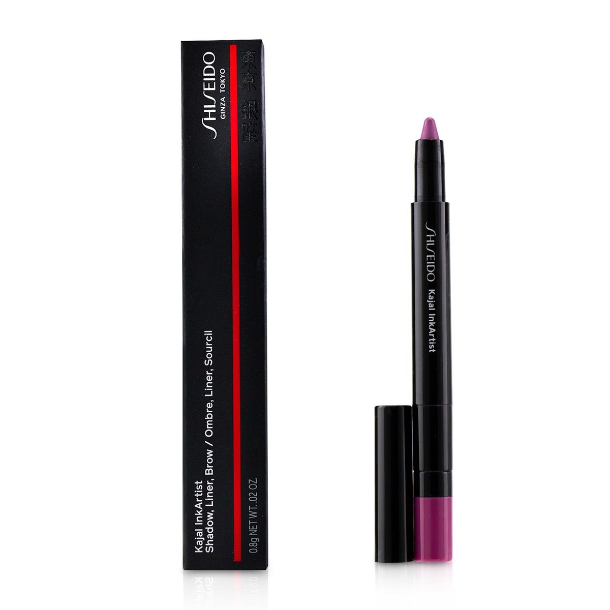 Kajal InkArtist (Shadow, Liner, Brow) - # 02 Lilac Lotus (Pink)  -[Parallel Import Product]