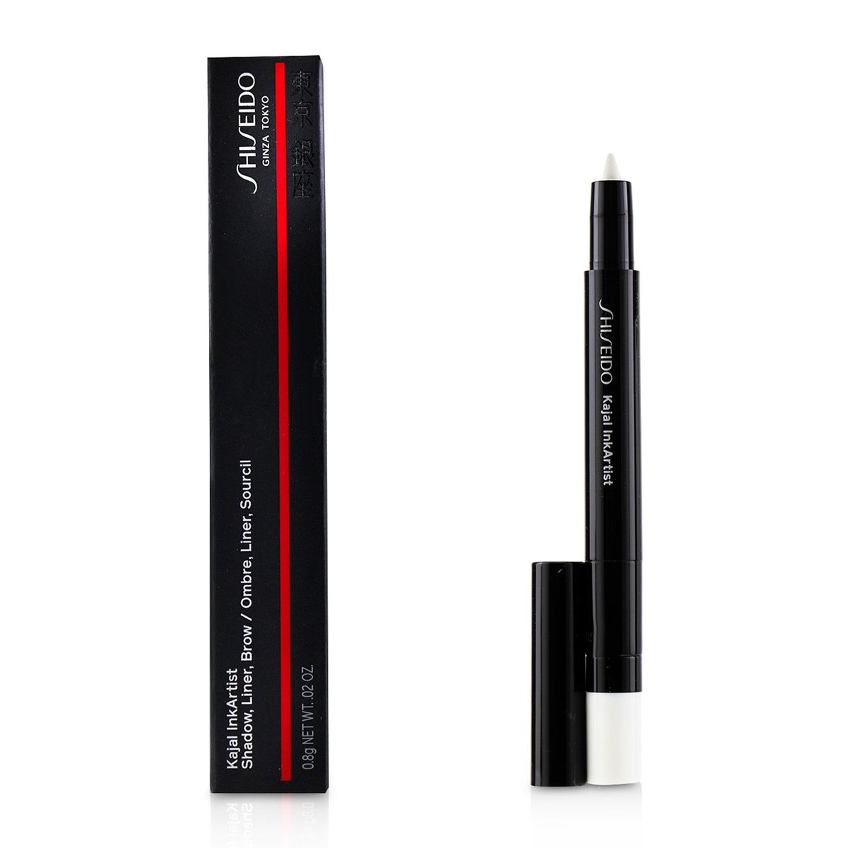 Kajal InkArtist (Shadow, Liner, Brow) - # 10 Kabuki White (White)  -[Parallel Import Product]