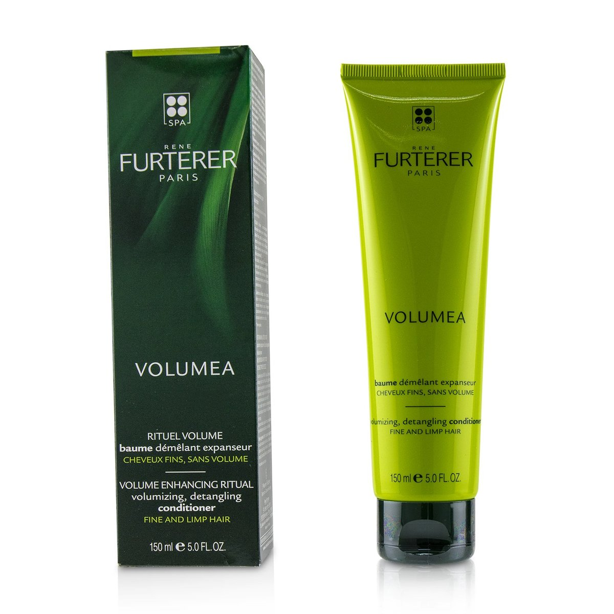 Volumea Volume Enhancing Ritual Volumizing, Detangling Conditioner (Fine and Limp Hair)  -[Parallel