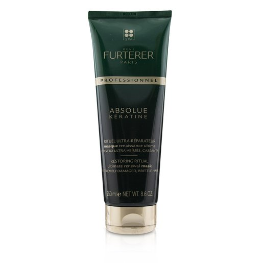 Absolue Kèratine Restoring Ritual Ultimate Renewal Mask - Extremely Damaged, Brittle Hair (Salon Pro