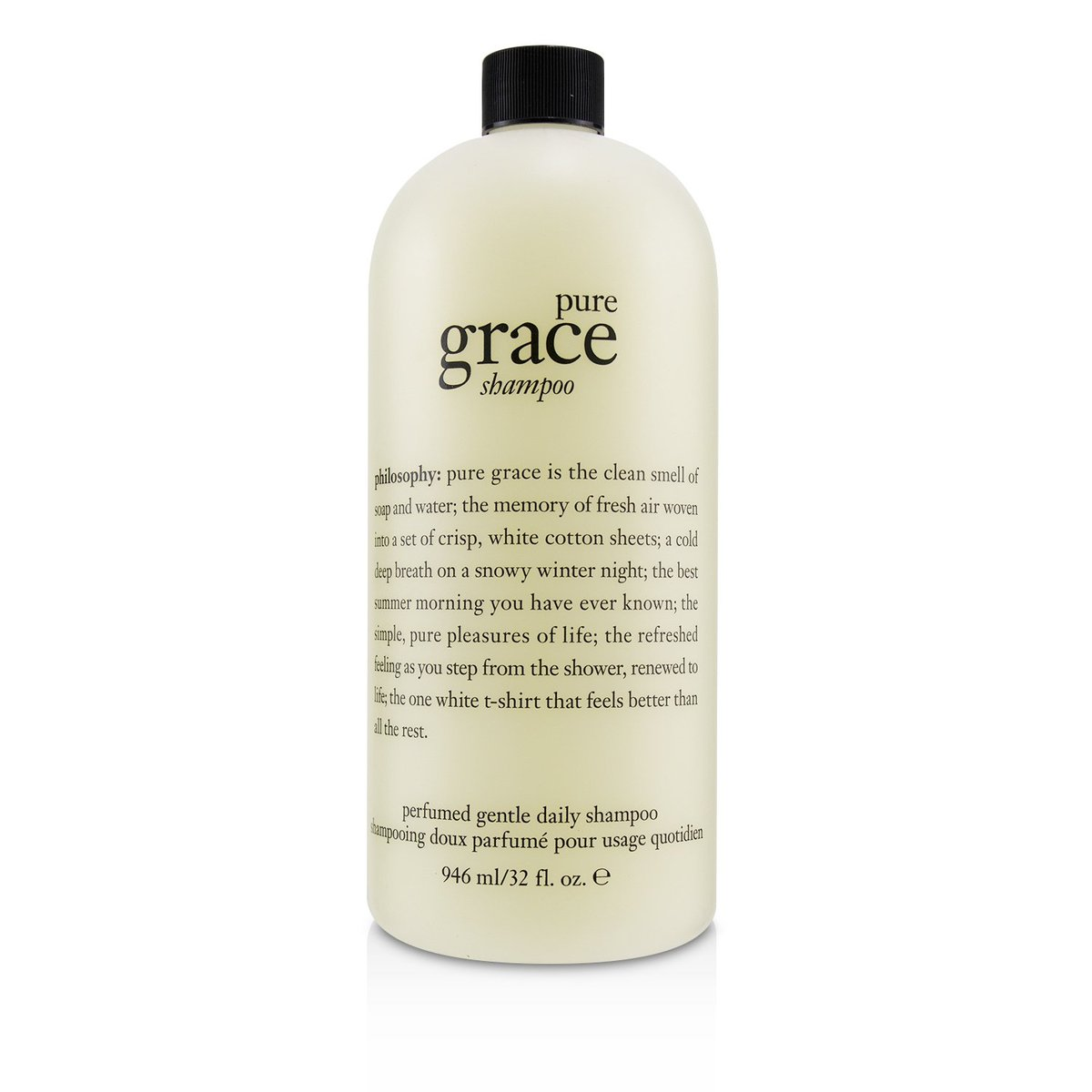 Pure Grace Shampoo (Perfumed Gentle Daily Shampoo)  -[平行進口][洗頭水]